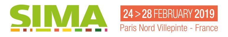 Sima Paris France 2019